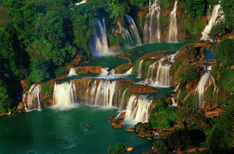Ban Gioc Waterfall And Cao Bang Vietnam Your Secret Getaway Asianwaytravel Com