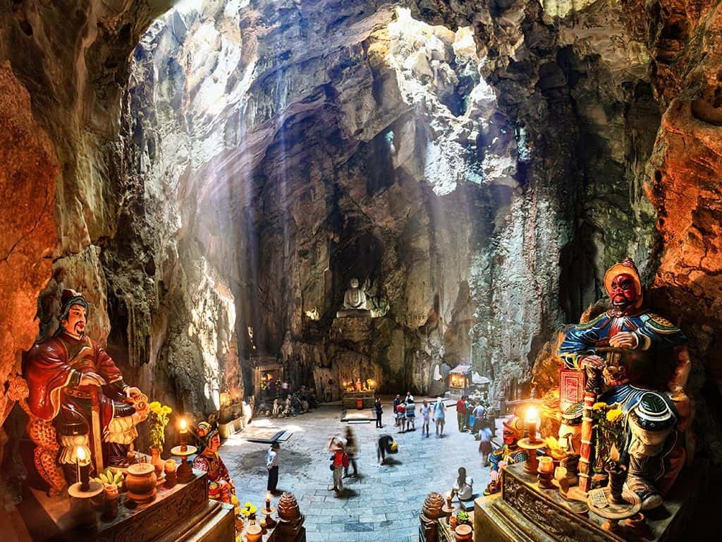 The Marble Mountains Da Nang Attractions