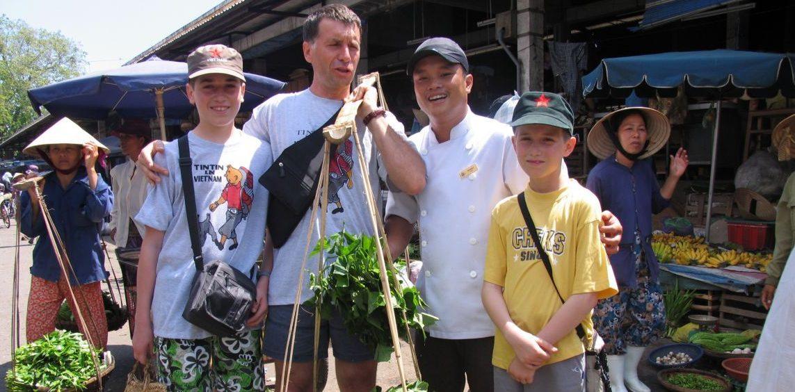 culinary tour vietnam hoian