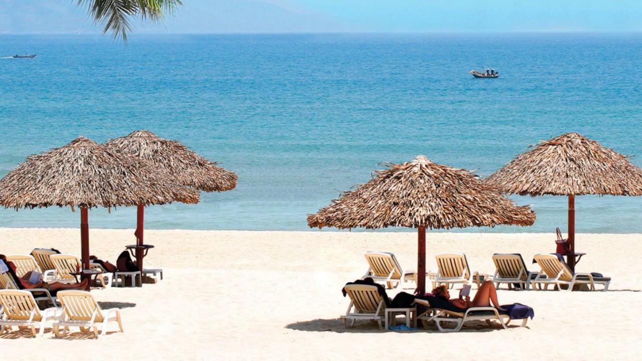 da nang travel - My khe beach