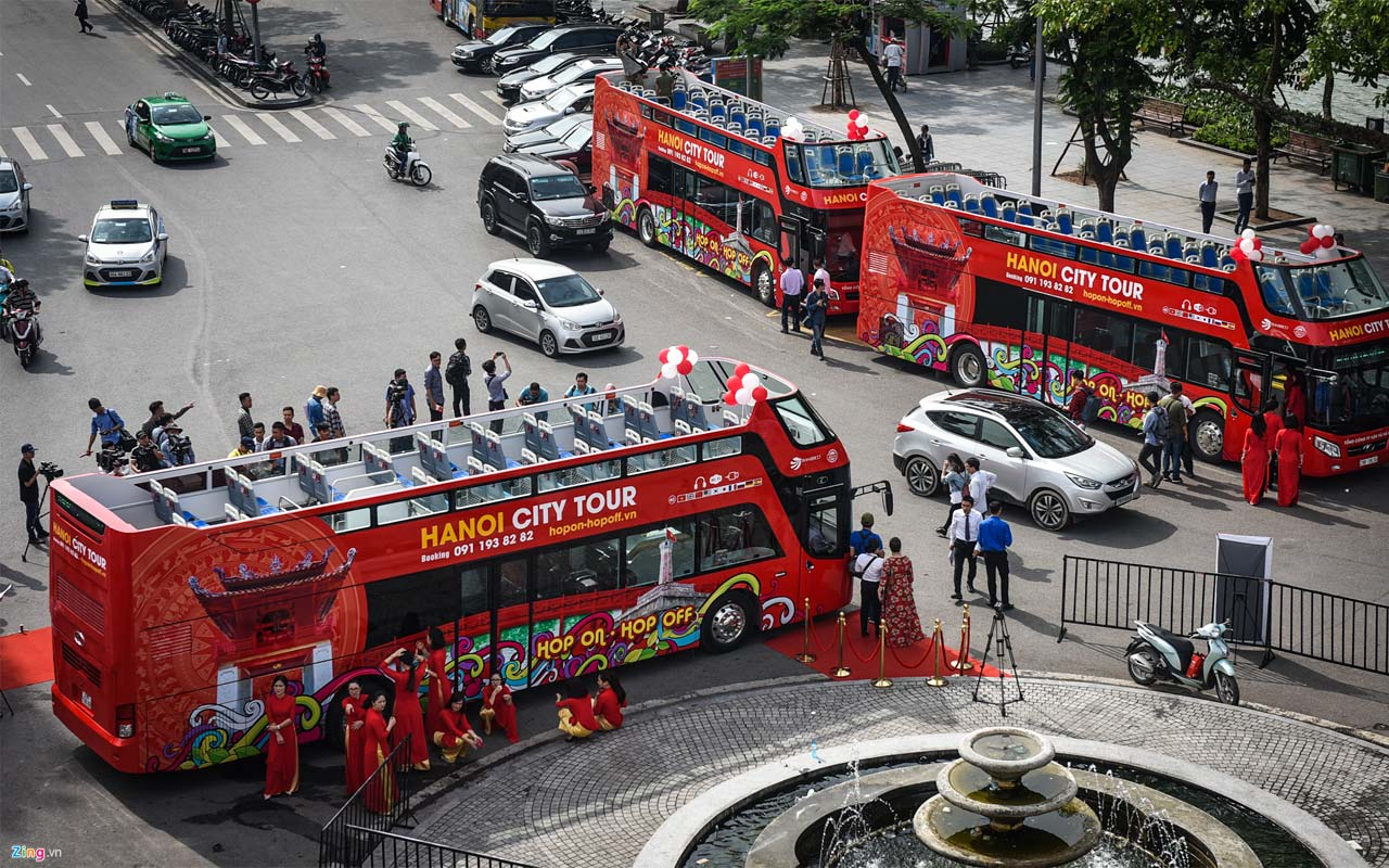 hanoi city bus tour - 10+  Unique & Amazing Things To Do In Hanoi, Vietnam (2020)
