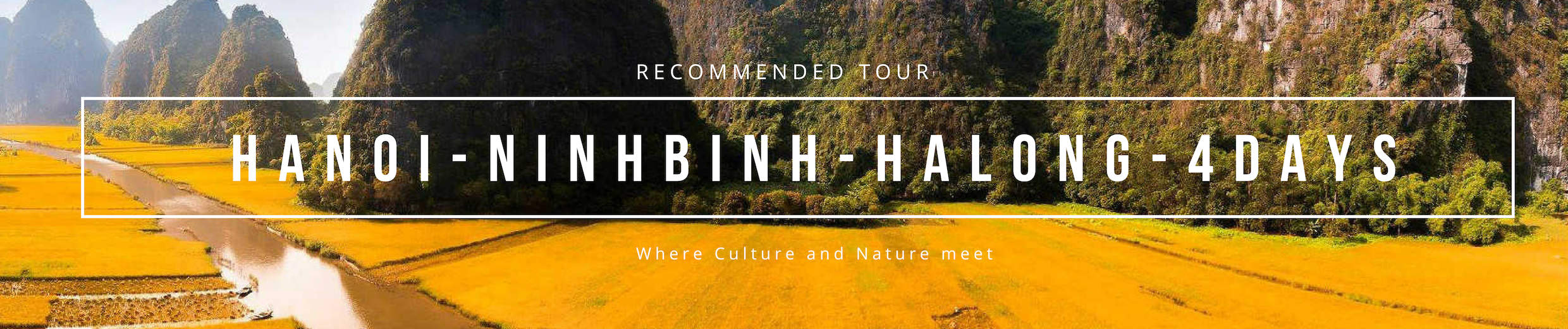 Hanoi Halong Ninh Binh Tour 4 Days