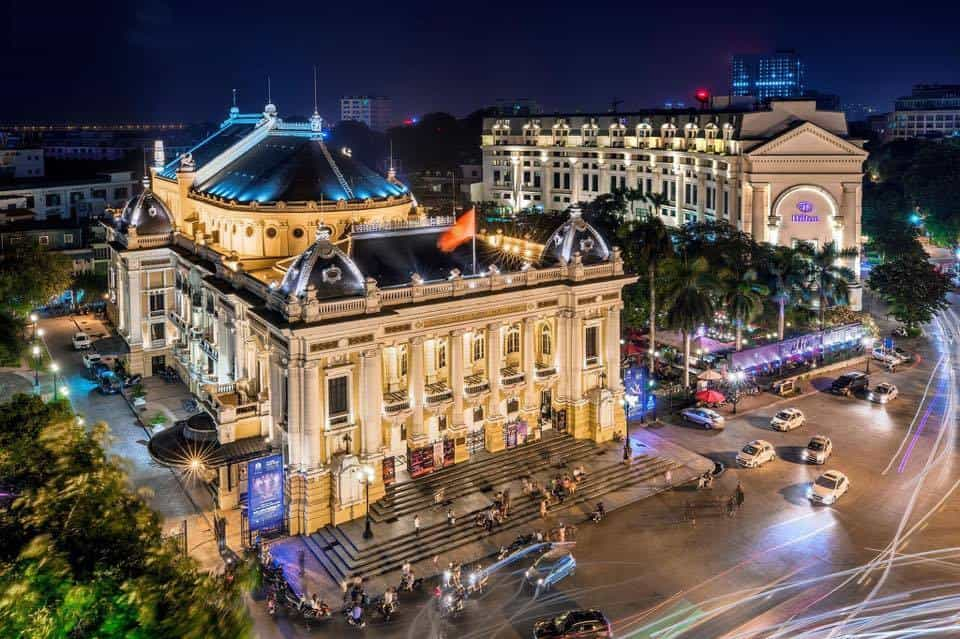 hanoi travel hanoi opera house - 10+  Unique & Amazing Things To Do In Hanoi, Vietnam (2020)