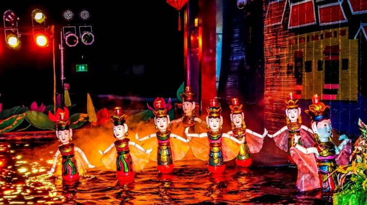 hanoi travel water puppet show - THE TOP 5 Halong Bay Shore Excursions