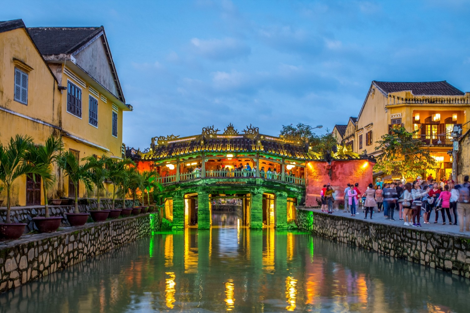 Hoi An travel - Japanese Covered Bridge - Things to do
