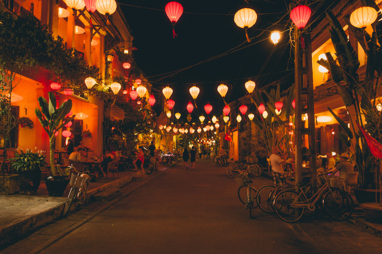 honeymoon in Vietnam - Hoi An