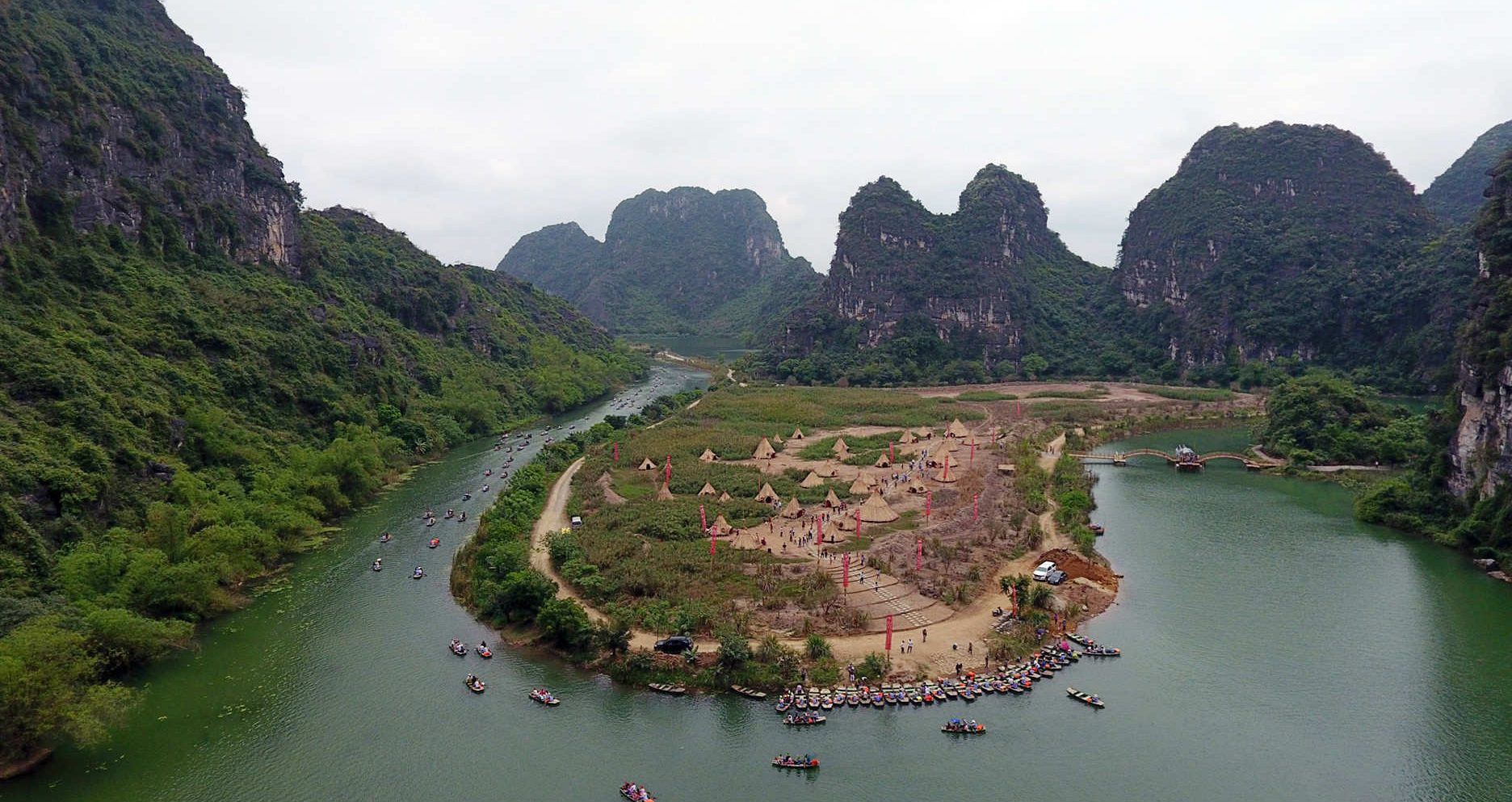kong skull island village e1545126148311 - Top 10+ Unique & Amazing Things To Do in Ninh Binh,  Vietnam – Updated 2021