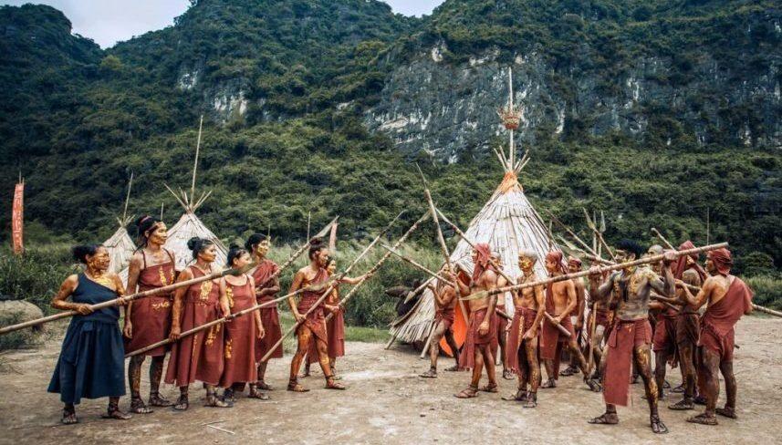 Ninh Binh Vietnam - Skull Island