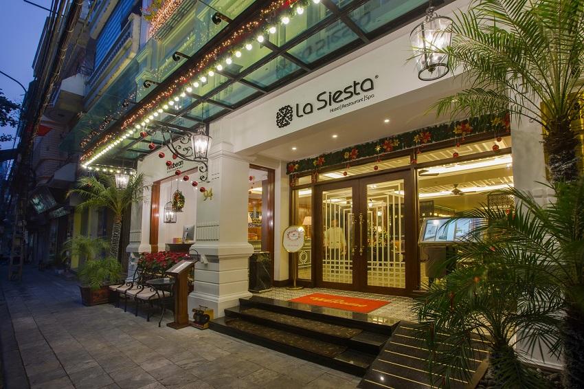 La Siesta in Hanoi Old Quarter