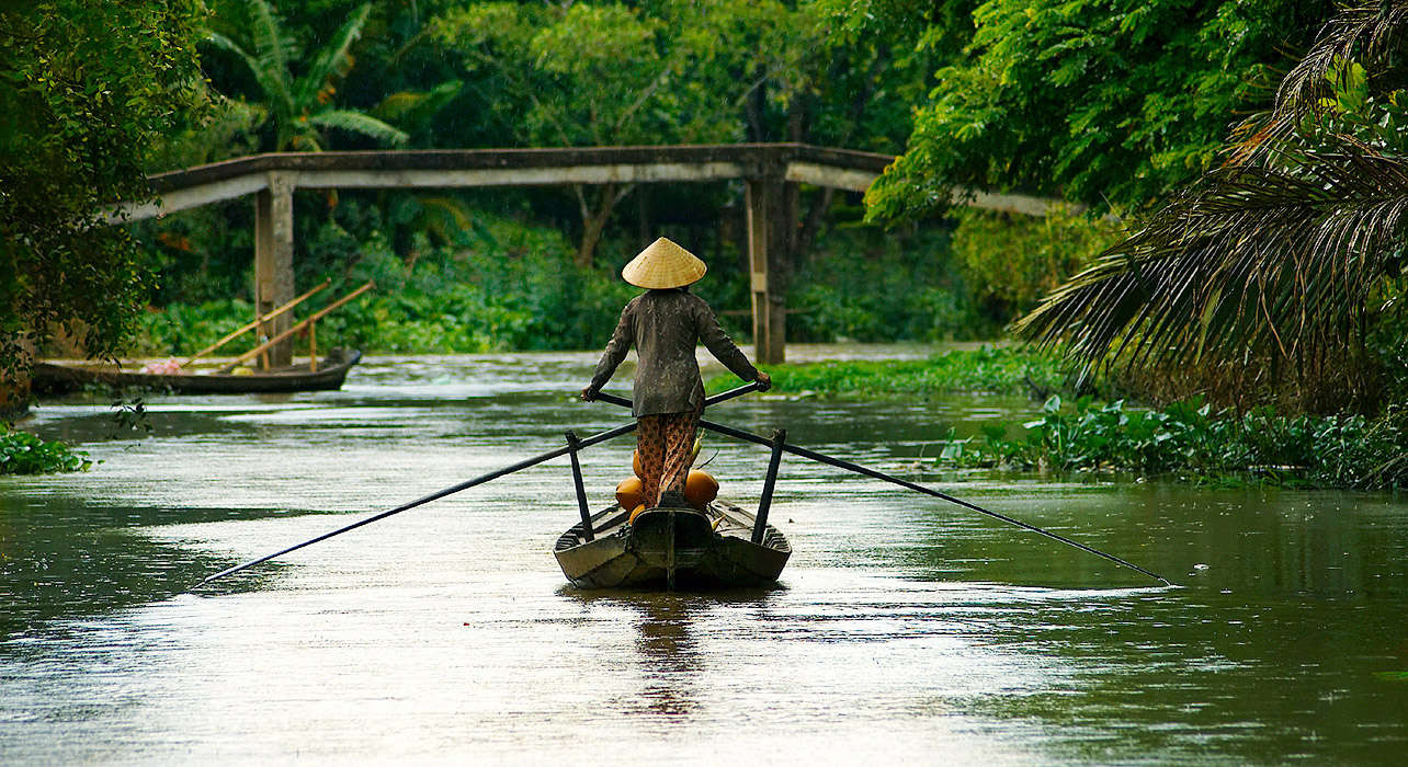 mekong delta 2 days