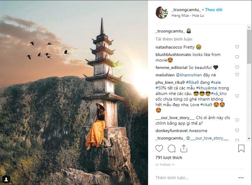 Ninh Binh Vietnam Attractions - Hang Mua Landscape