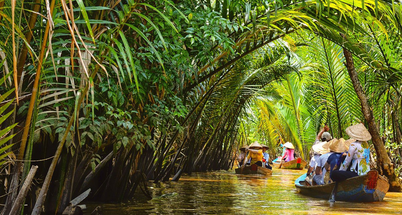 river in mekong - Top 10+ Unique & Amazing Things to do in Mekong Delta, Vietnam (2021)