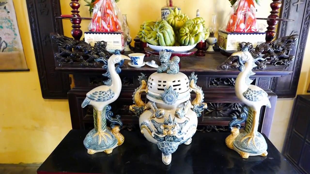 Hanoi Travel - Ma May Ancient House 87 Ma May