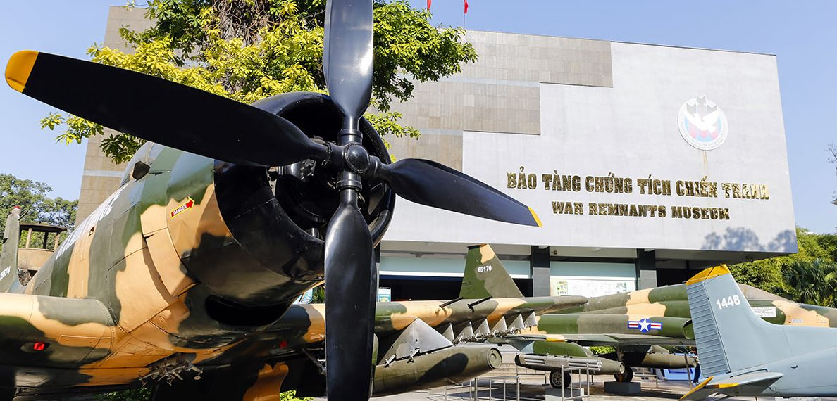 ho chi minh city War Remnants Museum