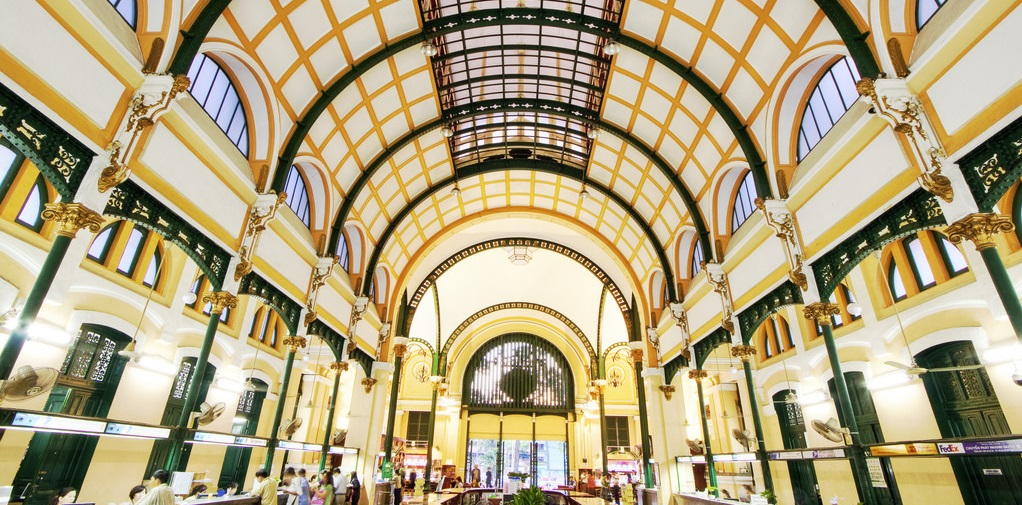 central post office - THE TOP 5 Ho Chi Minh City Shore Excursions