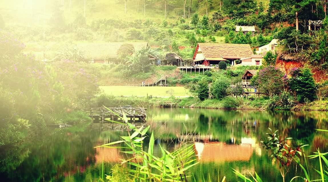 da lat cu lan village