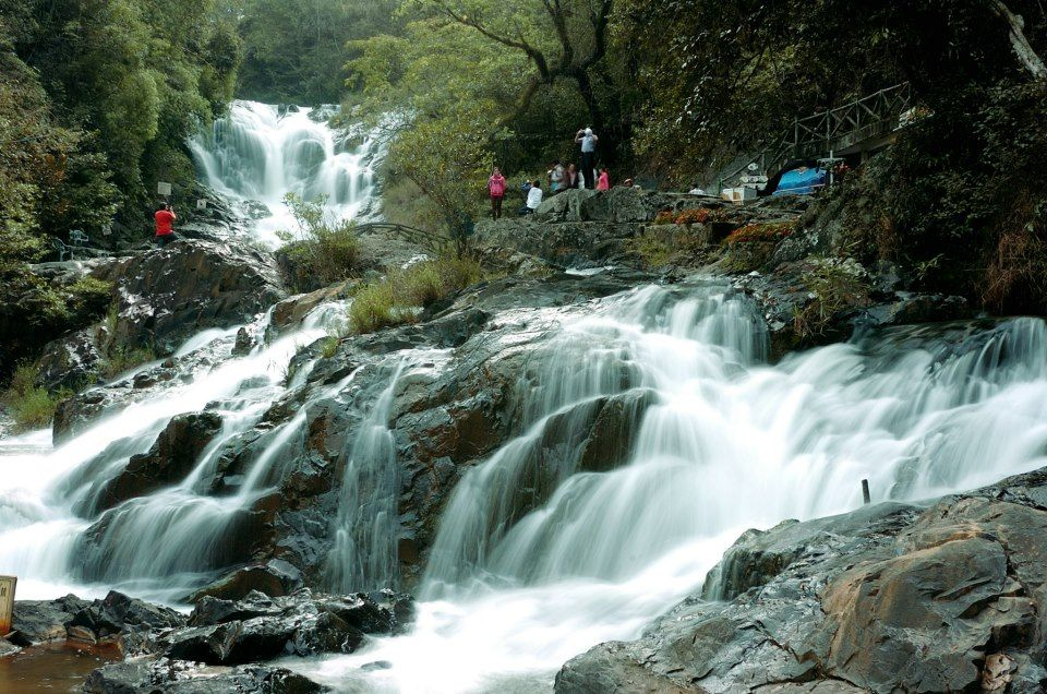 da lat dalanta waterfall