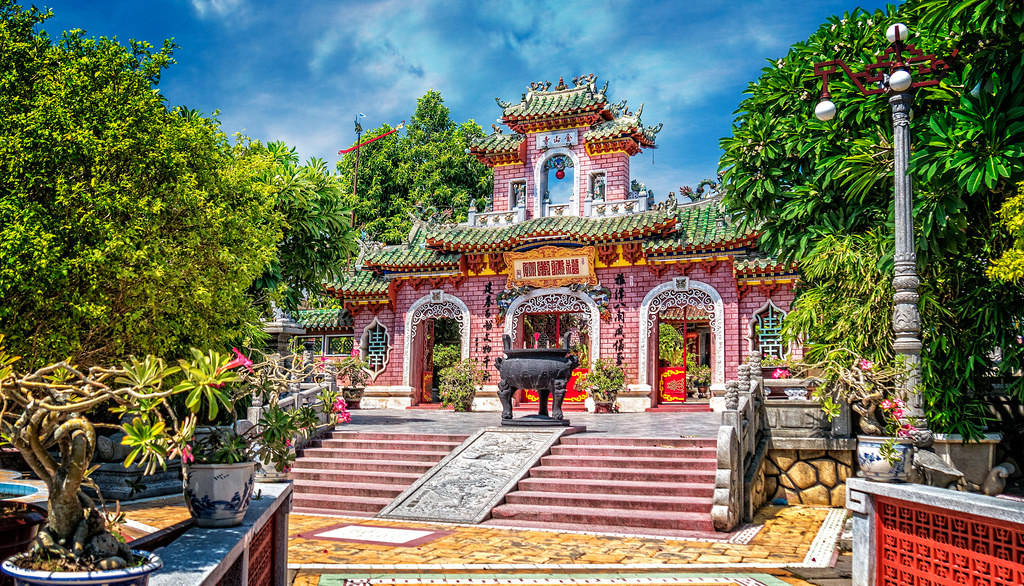things to do in hoi an - Hoi Quan Phuc Kien