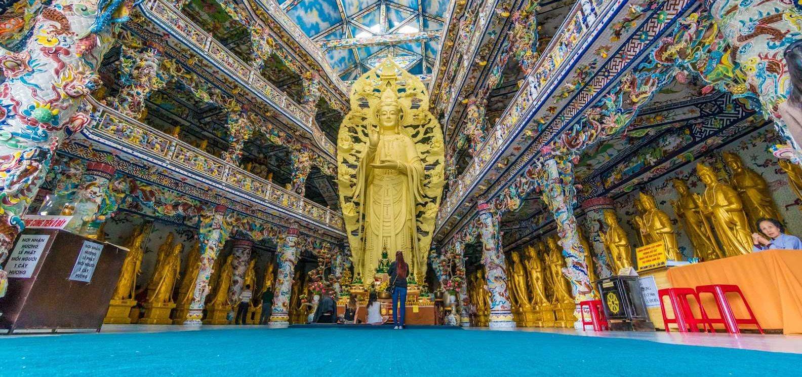 da lat linh phuoc pagoda