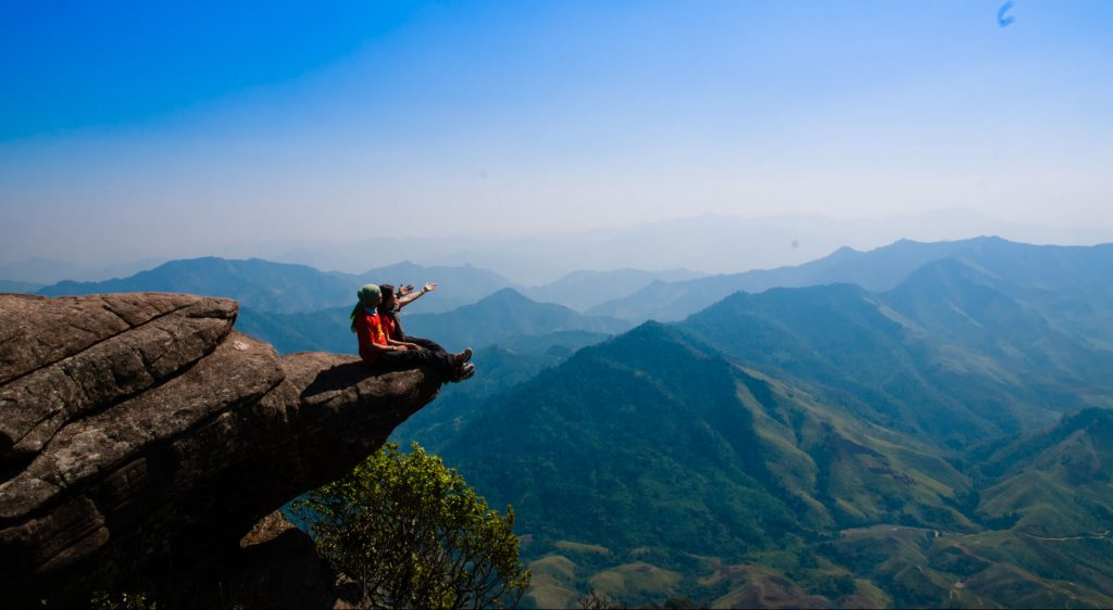 pha luong mountain moc chau