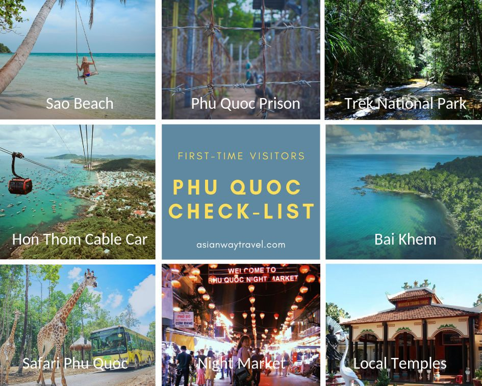 first time in vietnam - Phu quoc island