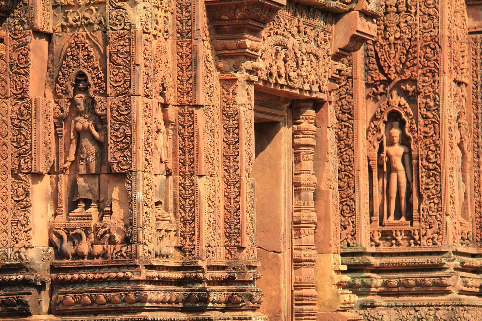 cambodia siem reap Banteay Srei
