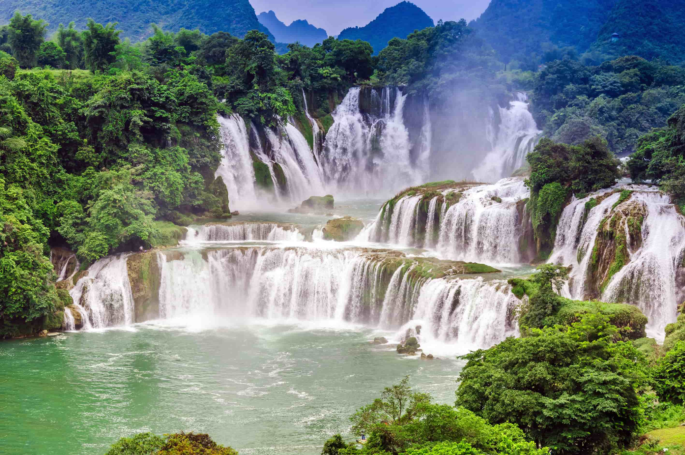 ban gioc waterfall travel guide
