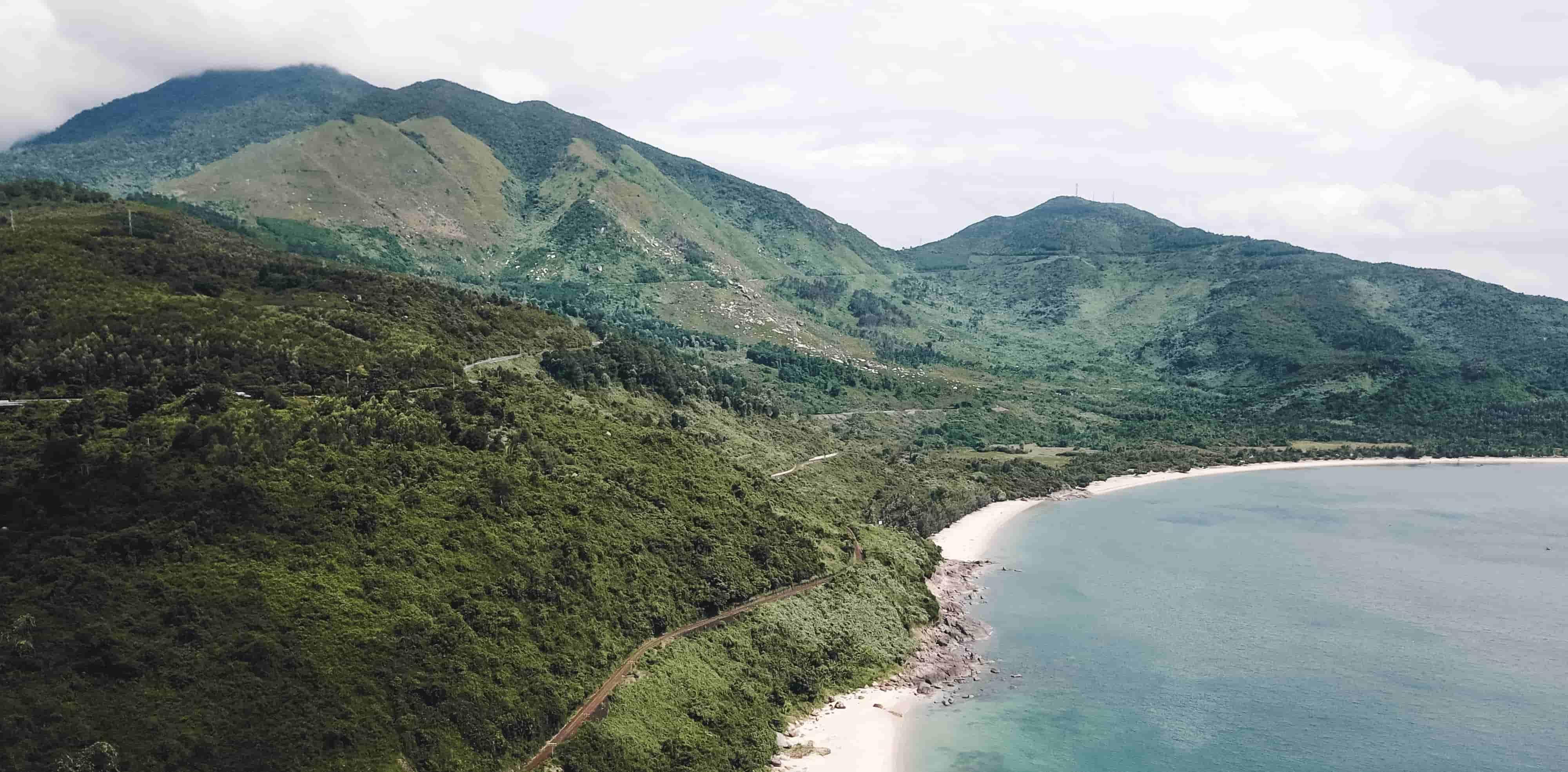 Vietnam Beaches - Hai Van Pass