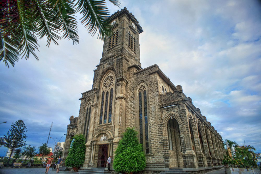 nha trang cathedral - Top 10+ Unique & Amazing Things to do in Nha Trang, Vietnam (2020)