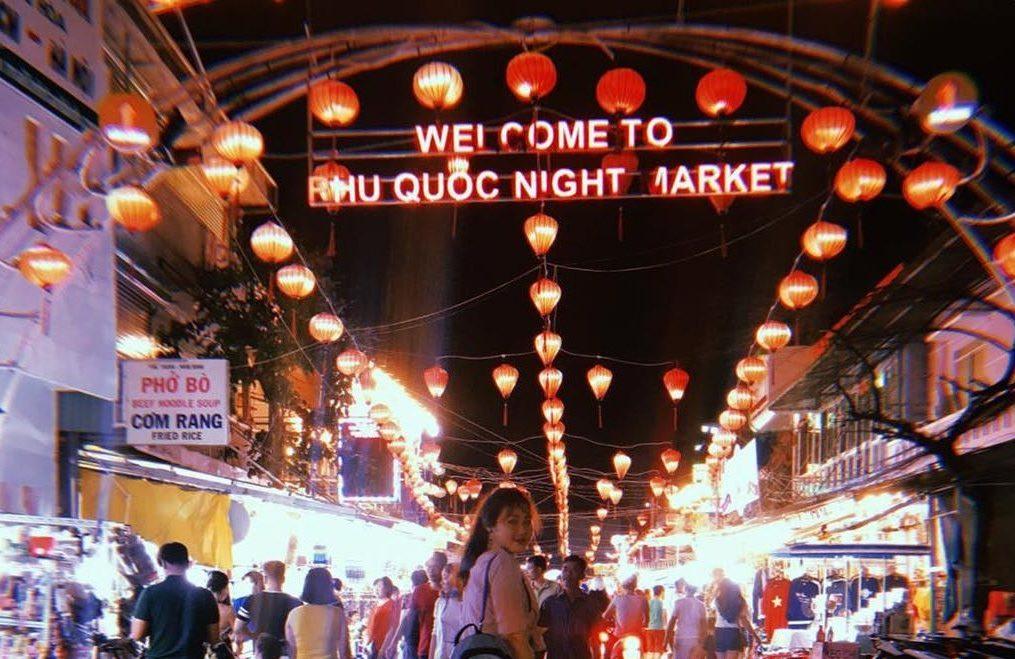 Phu Quoc Island Night Market