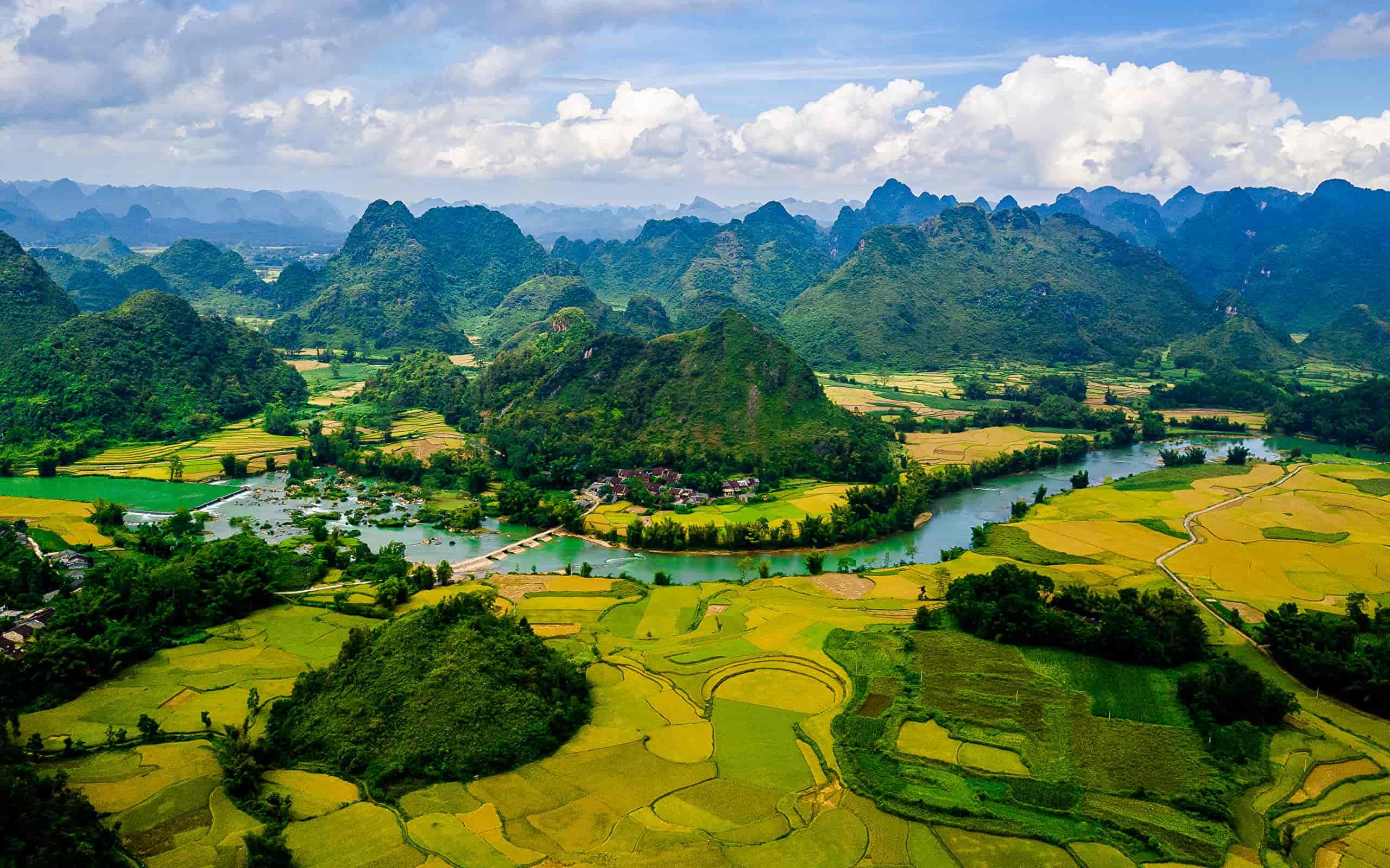 vietnam scenery