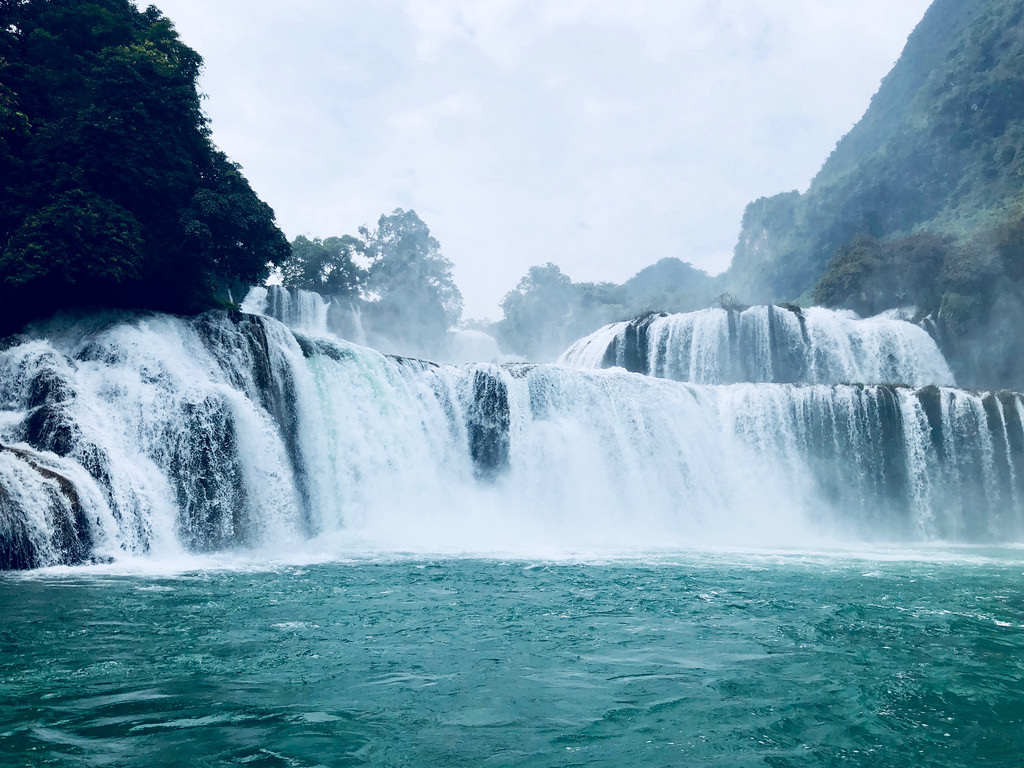 ban gioc waterfall travel guide
