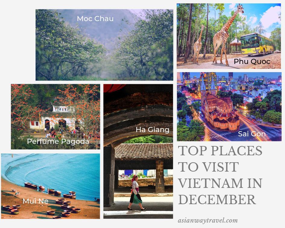 december weather in vietnam