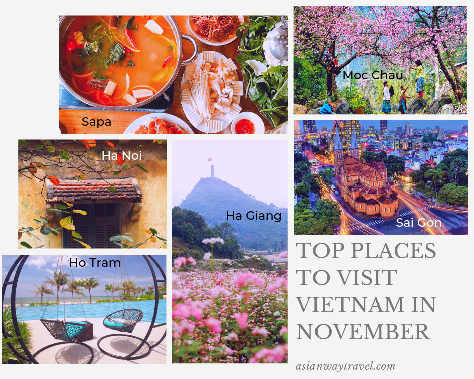 november weather in vietnam