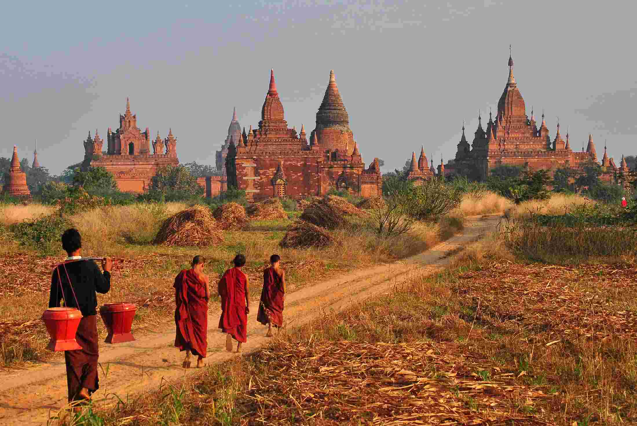 things to do in myanmar bagan